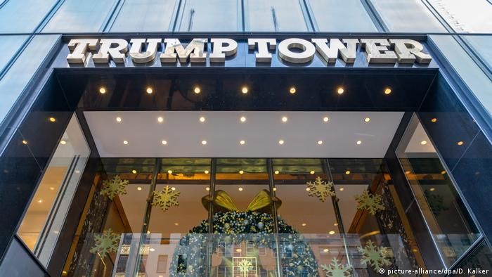 Trump Hotel Tower | New York City (picture-alliance/dpa/D. Kalker)
