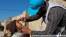 Syrien | WHO Polio Impfung