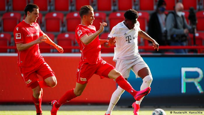Bundesliga: Bayern Munich return with victory in Berlin | Sports ...