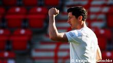 Deutschland Bundesliga - 1. FC Union Berlin v Bayern München | Robert Lewandowski