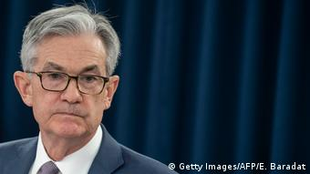 Jerome Powell FED Chef US Notenbank
