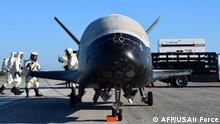 US Air Force testet Drohne X-37B (AFP/US Air Force)