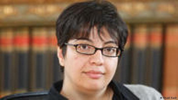 شادی صدر، مدیر اجرایی سازمان عدالت برای ایران