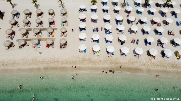Glyfada beach