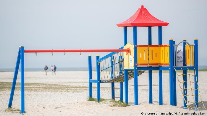 Deutschland Tourismus Urlaub Nordseeküste