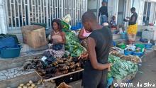 Märkte und Straßenhandel in Mosambik