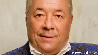 Krste Blazeski, Präsident der Hoteliers Association in Nord-Mazedonien