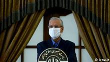 Iran Pressekonferenz Ali Rabee