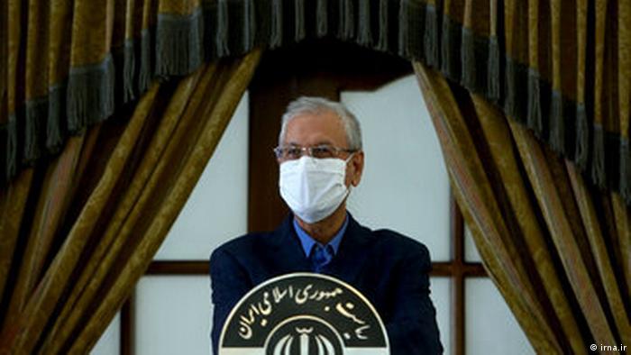 علی ربیعی، سخنگوی دولت روحانی