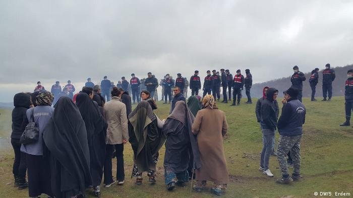 Kirazlıyayla'da cevher zenginleştirme ve atık barajı tesisi çalışmaları yöre halkının ve çevre örgütlerinin tepkisini çekiyor.