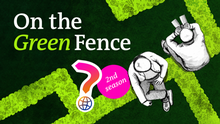 On the Green Fence Series 2 icon