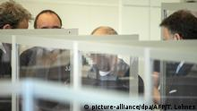 Prozessauftakt gegen mutmaßliche syrische Folterer in Koblenz