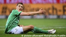 Deutschland Bundesliga Werder Bremen - Bayer Leverkusen 1:4 (picture-alliance/AP Photo/Pool/S. Franklin)