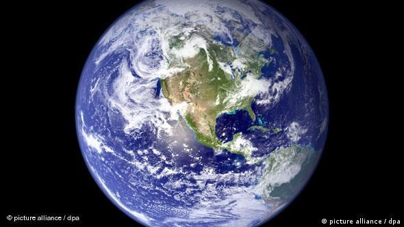 Planet Erde Flash-Galerie