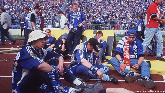FC Schalke 04 - SpVgg Unterhaching 5-3