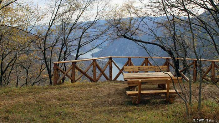 Bosnien Tourismus in Srebrenica (DW/M. Sekulic)