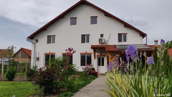 Pensiunea Ileana din Orlat, Judeţul Sibiu