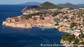 Stadtansicht Dubrovnik, Kroatien (picture-alliance/Zoonar/B. Hoyen)