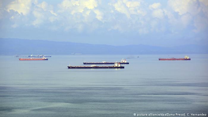 Cinco petroleros iraníes y otra tormenta geopolítica sobre ...