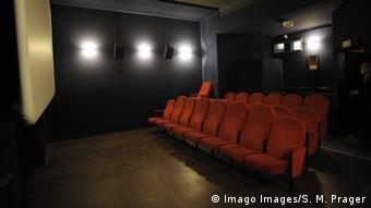 Cinéma fermé pendant la crise sanitaire à Münich