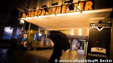 Deutschland Metropol Kino in Düsseldorf (picture-alliance/dpa/M. Becker)