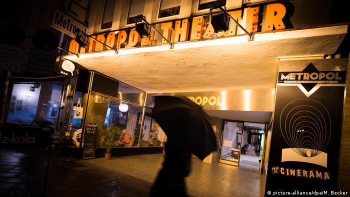 Deutschland Metropol Kino in Düsseldorf