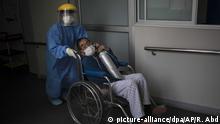 Coronavirus - Peru - Intensivstation
