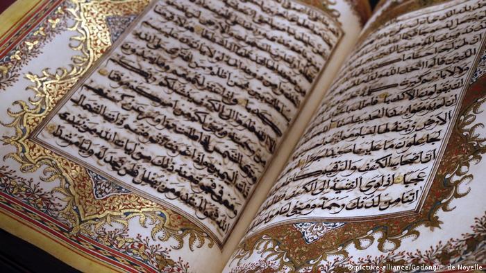 Malaysia Kuala Lumpur Royal Koran im Museum