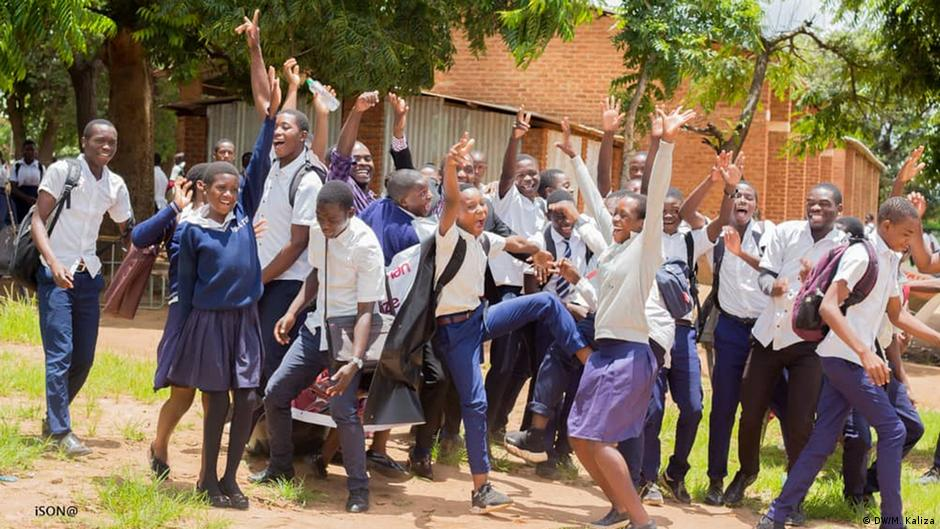 The 77Percent: COVID-19 disrupts education in Africa