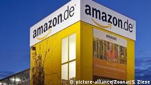 Deutschland Amazon Logostikzentrum Rheinberg