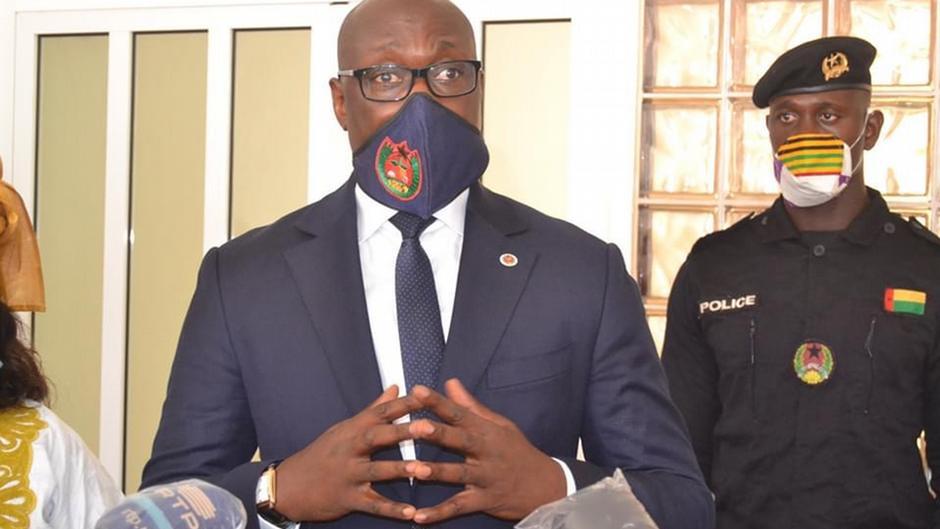 Guinea-Bissau Braima Camará MADEM-G15