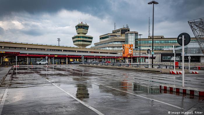 Deutschland | Berlin | Flughafen Berlin-Tegel Otto Lilienthal