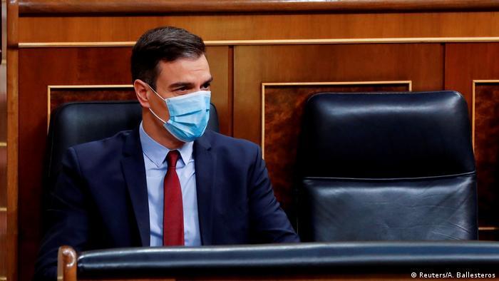 Pedro Sánchez, primer ministro de España en el Congreso