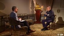 DW-Interview mit Herrn Urin vom Bolschoi-Theater