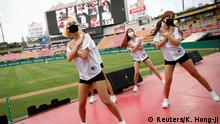 Südkorea |Sport & Coronavirus |Baseball