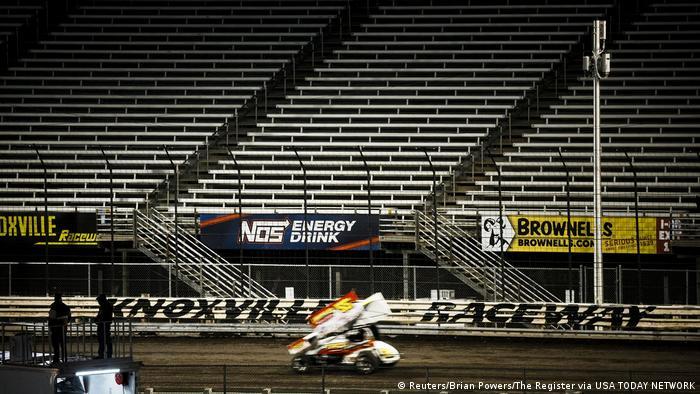 USA Knoxville |Sport & Coronavirus |Autorennen (Reuters/Brian Powers/The Register via USA TODAY NETWORK)