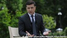 President der Ukraine Wolodymyr Selensky