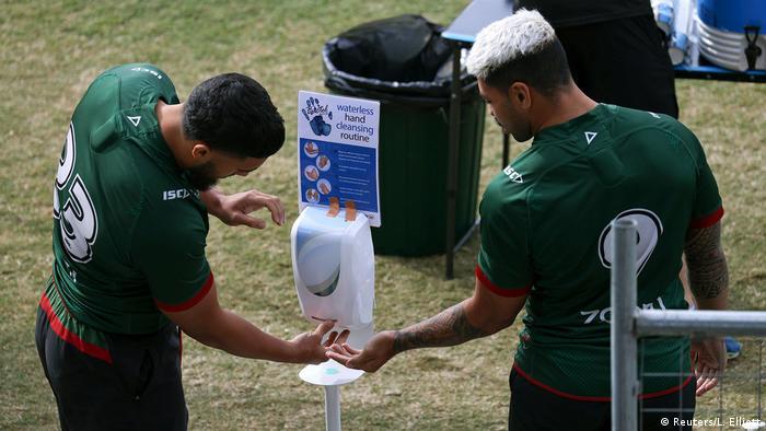 Australien Sydney |Sport & Coronavirus |Rugby (Reuters/L. Elliott)