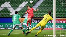 Deutschland Bundesliga |Sport & Coronavirus |Werder Bremen vs. Bayer Leverkusen (Reuters/S. Franklin)