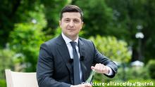 Ukraine Kiew | Wolodymyr Selenskyj, Präsident