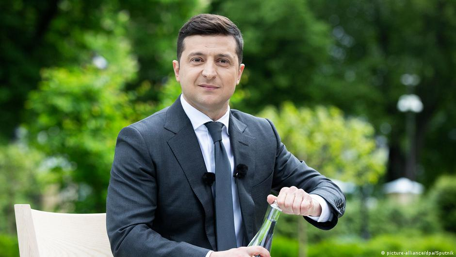 Продав-купив ОВДП і не повідомив: Зеленський зізнався у порушенні закону   DW   07.07.2020