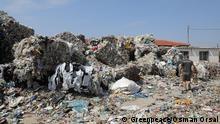 Pressebild Greenpeace Mittelmeer |Kunststoffabfälle