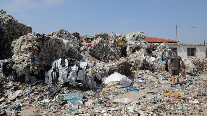 Türkiye 2020 yılında da Avrupa'dan en çok plastik atık alan ülke oldu