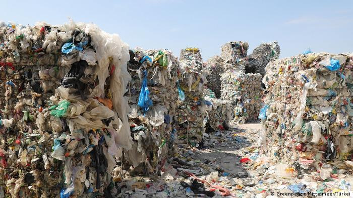 2019 yılında AB'den Türkiye'ye 48 bin 500 ton plastik atık ithal edildi