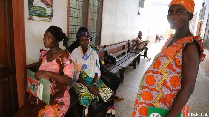 Ghana   King's Medical Center   Pregnant women