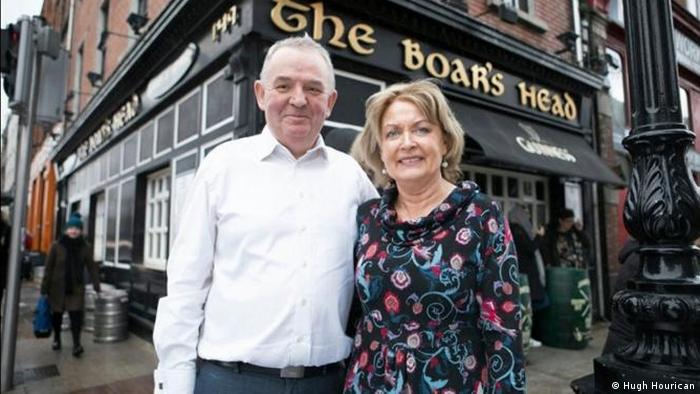 Irland Dublin | Pub The Boar's Head (Hugh Hourican)