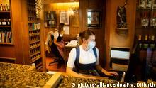 قطاع الفنادق والمطاعم من أكثر القطاعات تضرراً بأزمة كورونا في ألمانيا