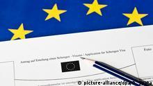 Schengen-Visum Antrag
