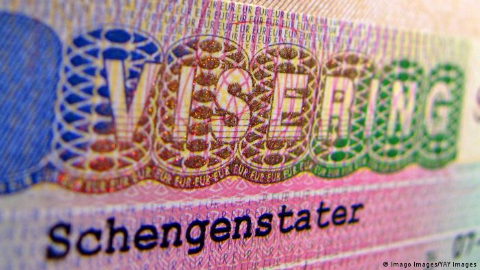 كانت ألمانيا قد سمحت لمن انتهت تأشيراتهم بالبقاء ضمن حدودها استثناءً بسبب جائحة كورونا (أرشيف)