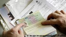 Ukraine Kiew Schengen Visum